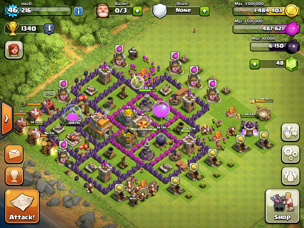 best of clash clans-#28
