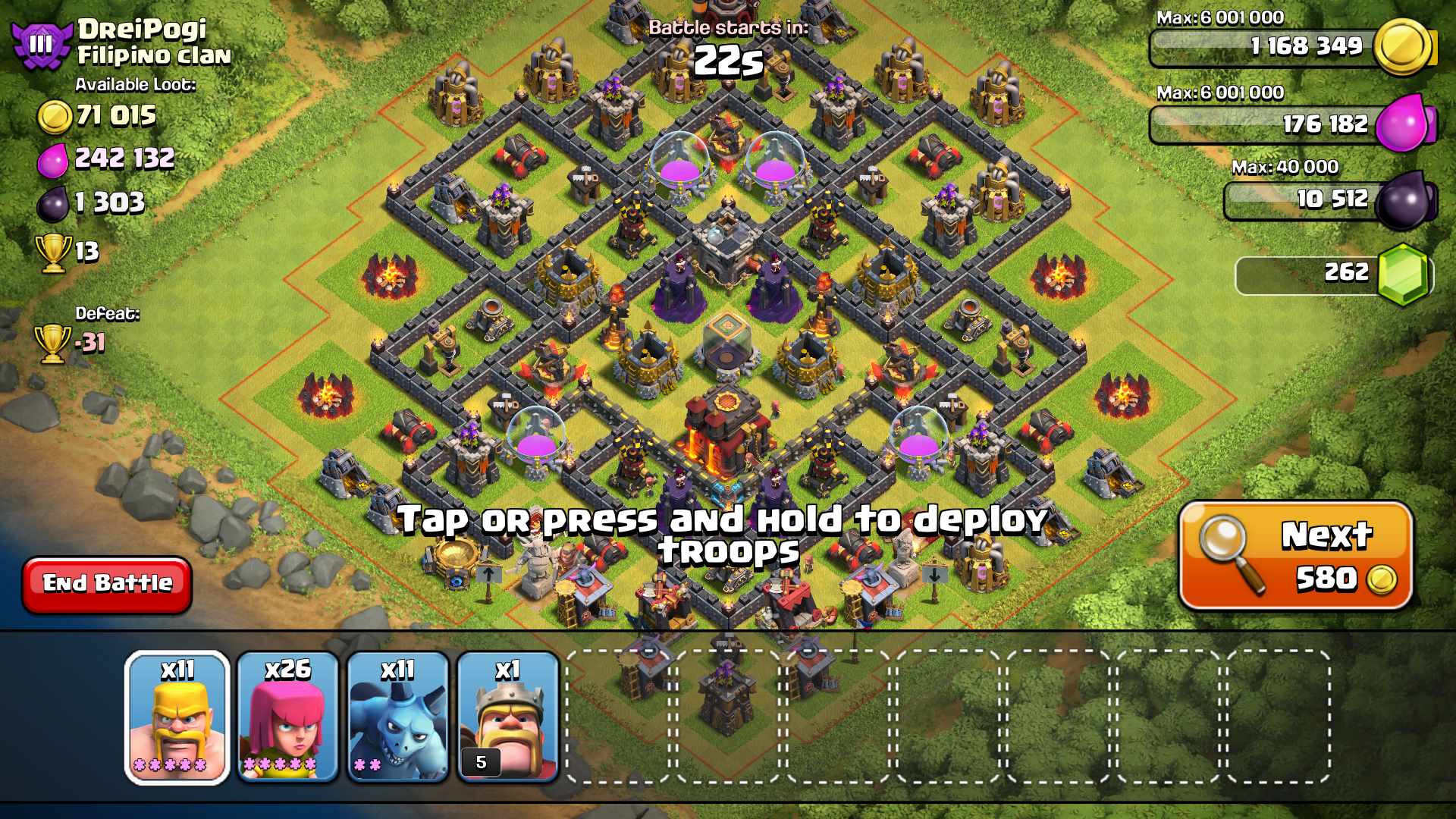 Clash of clans best town hall level 8 farming base must page apps