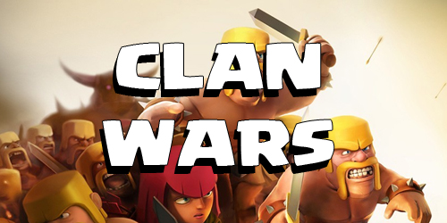 The Clash of Clans c