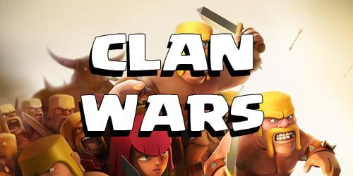 Clash of Clans Clan War