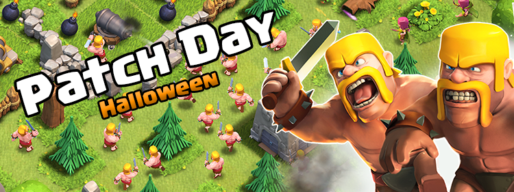 Clash of Clans Halloween